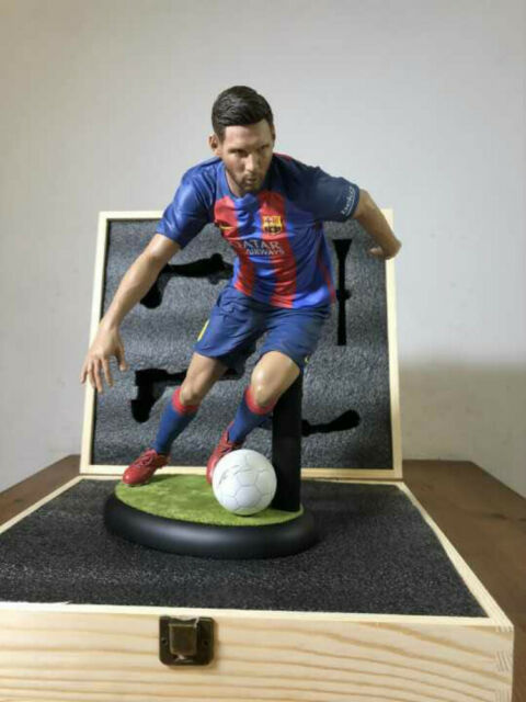 ZCWO FC Barcelona 1//6 Soccer Star Lionel Messi Display Action Figure Model
