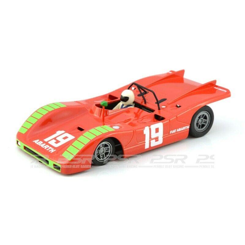 Smassa car NonSmassa Abarth 2000 019 N.19 Kinnunen 1970