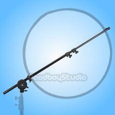 "PRO Studio Photo Holder Bracket Swivel Head Reflector Disc Arm Support 26""-69"""