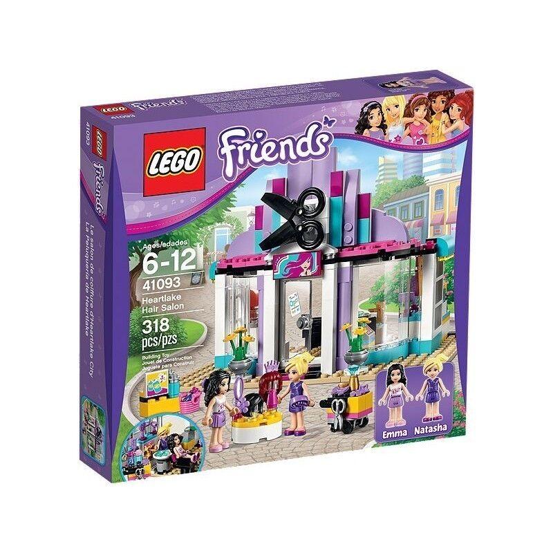 Lego 41093 - La Peluquería de Heartlake - NUEVO