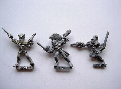 #4 Wh40k Eldar Aeldari Harlequin Avatar Troupers Metallo 1988 Gw Rogue Trader-mostra Il Titolo Originale