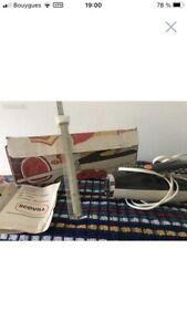 Couteau électrique Scovill vintage