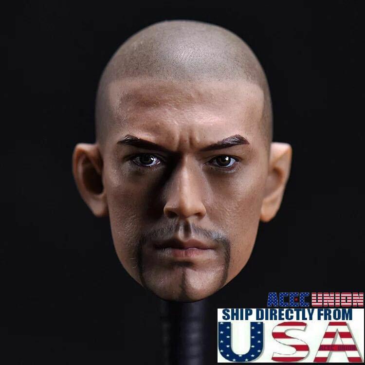 1 6 Holy Monk Dou Zhanshen Takeshi For 12  Hot Toys PHICEN Male Figure U.S.A.