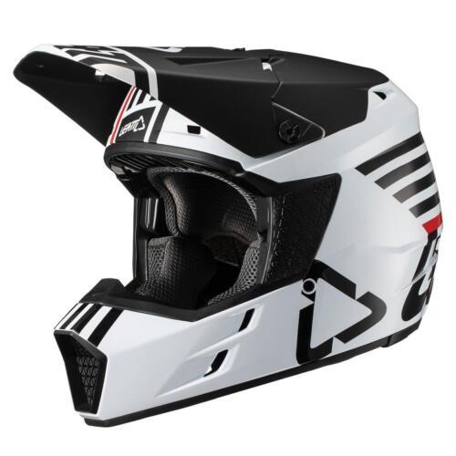 Leatt Motocross Casco GPX 3.5 v19.2 Bianco