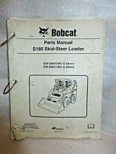 Bobcat S185 Skid Steer Loader Parts Manual Sn 530311001 Sn 530411001 Amp Above