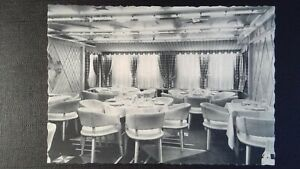 Cpsm-Cruise-Liner-Flandre-Dining-Room-of-Children-Premiere-Class