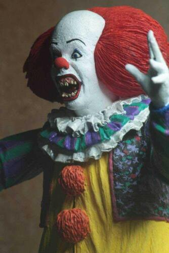IT Pennywise Ultimate Version 2 7 inch Scale Action Figure Neca Horror