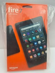 Amazon Fire 7 Tablet Case for 9th Generation Devices - Black