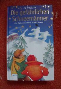 Die gefährlichen Schneemänner von Jo Pestum (2007, Taschenbuch) - Belm, Deutschland - Die gefährlichen Schneemänner von Jo Pestum (2007, Taschenbuch) - Belm, Deutschland