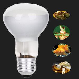 25 50 75w Basking Solar Heat Bulb Daylight Reptile