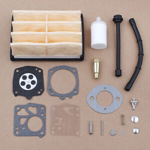 image is loading air-filter-fuel-line-carb-repair-kit-for-