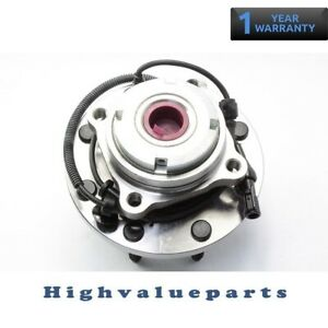 Front-Wheel-Bearing-amp-Hub-Assembly-for-2003-04-Ford-F-250-350-Super-Duty-515056