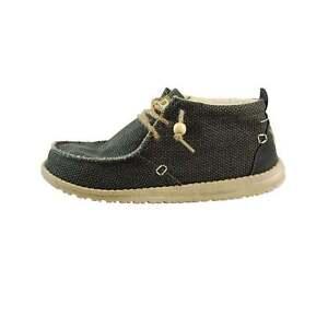 Conrad Natural negro Shoes Chukka Hey Dude Boot qwnzRfpE