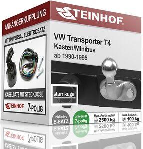 ANHÄNGERKUPPLUNG AHK STARR VW T-5 E-Satz 13 polig T-6 ab 01//2003