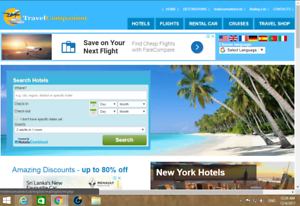 cPanel  Hosting Installation Best Travel and Hotel Affiliate Website 1001 Free