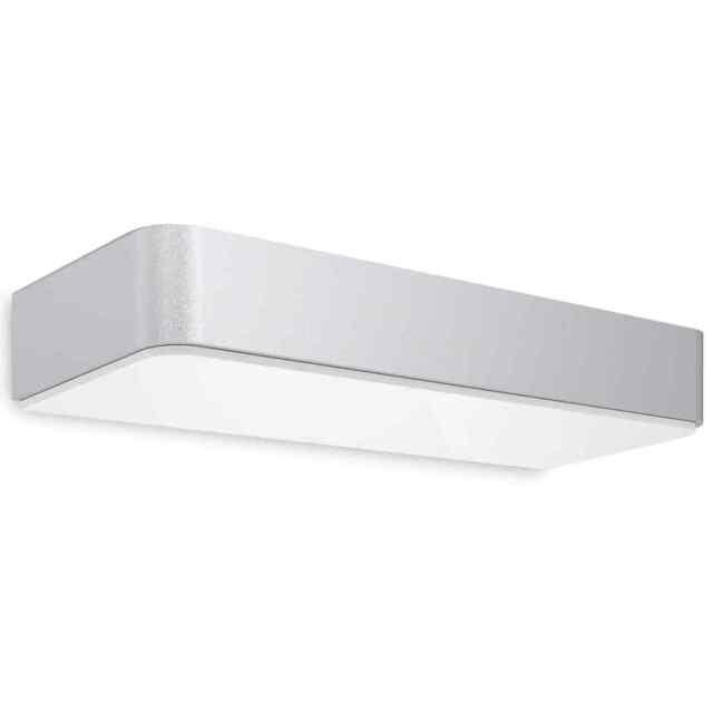 Steinel Luce da Giardino Solare Sensore XSolar SOL-O Argento Lampada a Muro