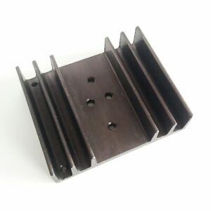 Dissipatore termico aletta di raffreddamento anodizzato TO3 72x60x18mm TO-3