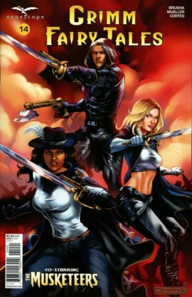 or better! Grimm Fairy Tales 98 NM Cover C