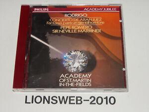 CD Rodrigo - Concierto de Aranjuez - Fantasia para un gentilhombre  #06