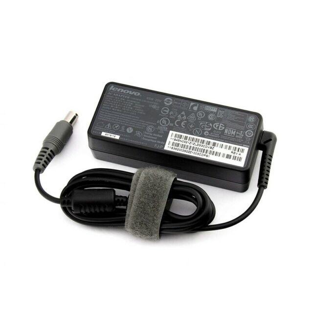 Lenovo Chargeur Alimentation Électrique D'Origine ADLX65NCT3A 20V PC Ordinateur