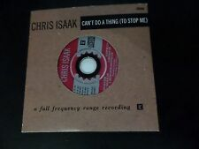 CD SINGLE -  CHRIS ISAAK - CAN'T DO A THING TO STOP ME