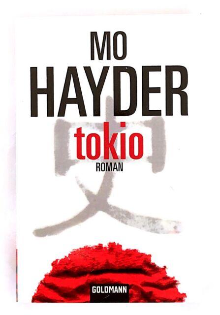 Mo Hayder: Tokio (2006, Taschenbuch)