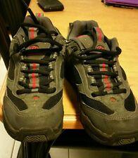 Heelys Kids Shoes Size 6 Gray Black Red No Wheels