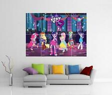 MY LITTLE PONY: EQUESTRIA GIRLS GIANT WALL ART PICTURE PHOTO PRINT POSTER