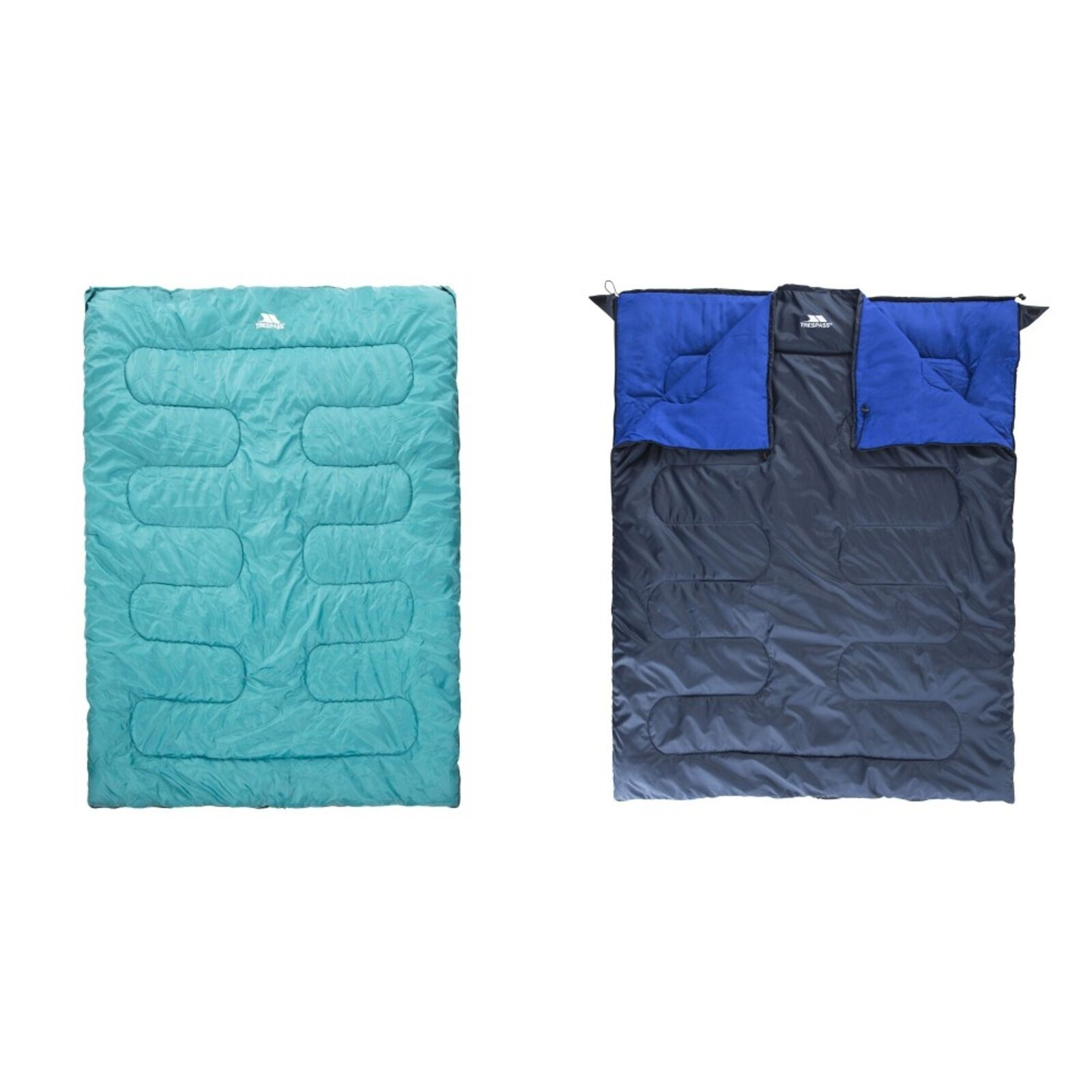 Trespass Catnap 3 Season Double Sleeping Bag
