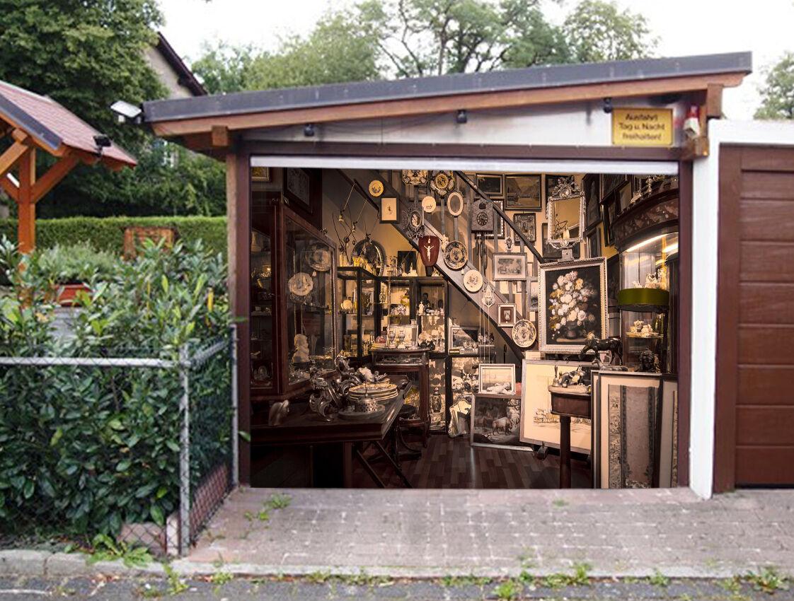 3D Exquisite room  Garage Door Murals Wall Print Decal Wall Deco AJ WALLPAPER AU