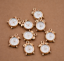 10pcs-3D-White-Enamel-Alarm-Clock-Charm-Pendant-15-10mm-Fit-DIY-Bracelet-Making thumbnail 2