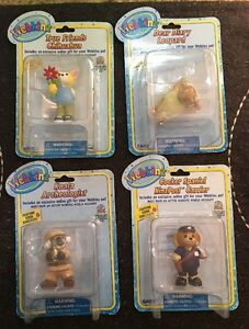 Webkinz-Sealed-In-packages-Count-Of-4-Chihuahua-Koala-Leopard-Cocker-Spaniel
