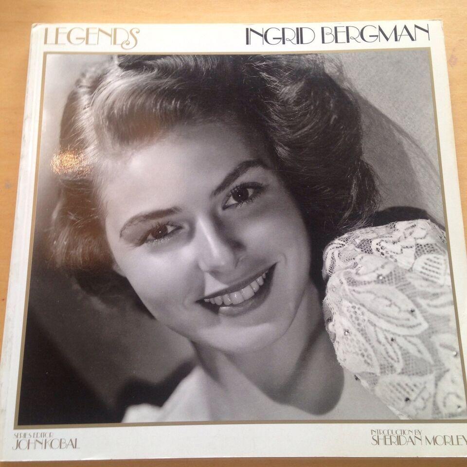Forskellige Ingrid Bergman bøger, Forskellige