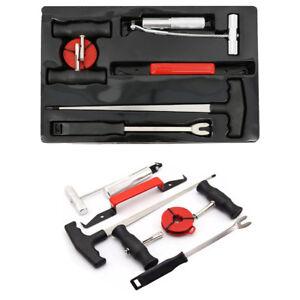 für geklebte Windschutzscheibe Kfz Ausbau Autoscheiben Werkzeug Set 7-tlg