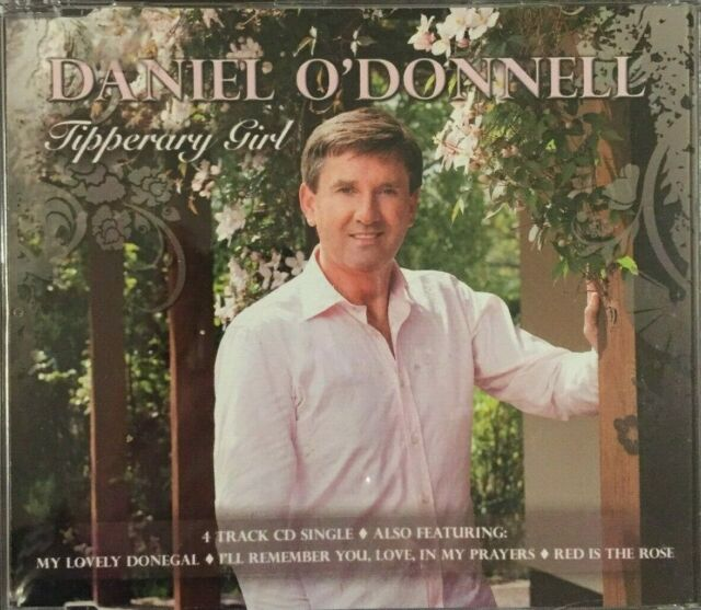 Daniel O'Donnell - Tipperary Girl - Daniel O'Donnell CD rare - fast shipping