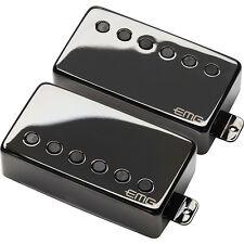 "EMG Pickcups JH James Hetfield ""Set"" Signature Active Pickup Set Black Chrome"