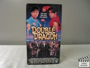 Double Dragon Vhs Mark Dacascos Scott Wolf Robert Patrick Alyssa Milano 96898231534 Ebay