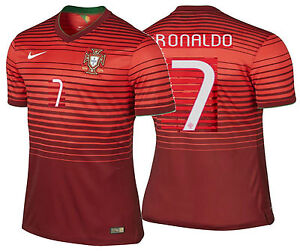 Image is loading NIKE-CRISTIANO-RONALDO-PORTUGAL-AUTHENTIC-HOME-JERSEY-FIFA- e96273e41