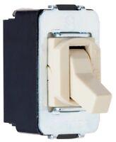 Pass & Seymour Acd3icc8 Despard Three-way Toggle Switch, 15-amp 120-volt/277-vol