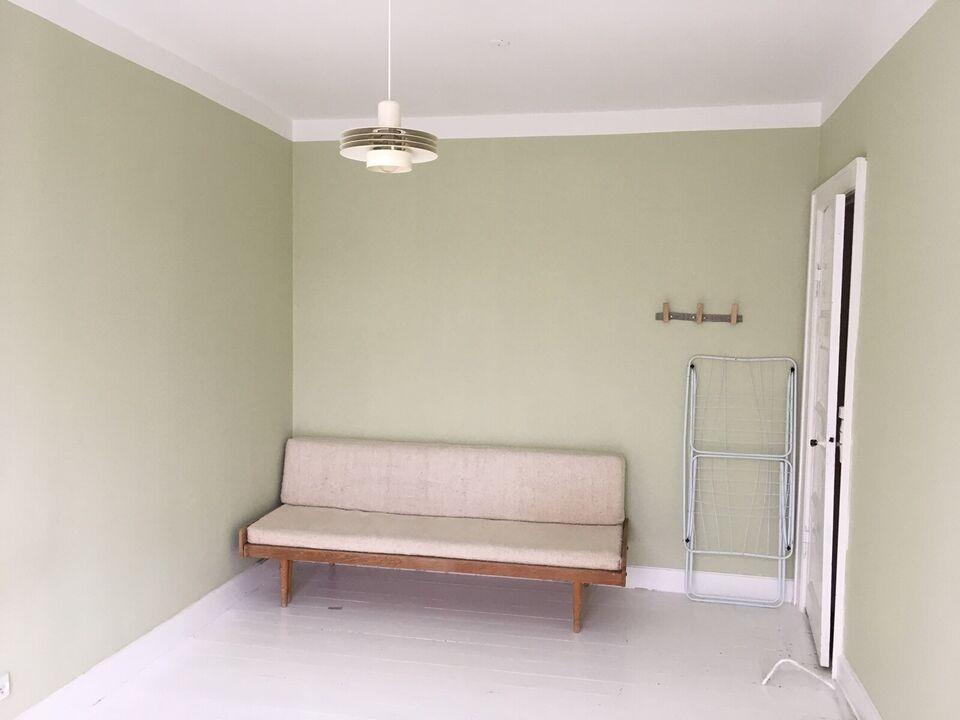 1705 værelse, kvm 14, mdr forudbetalt leje