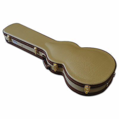 Spider Vintage Tweed Hard Guitar Flight Case for Gibson Hard Case Les Paul Ultra