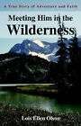Meeting Him in the Wilderness: A True Story of Adventure and Faith by Lois E Olson (Paperback / softback, 2004)