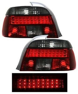 Image Is Loading 97 00 BMW E39 5 Series LED Tail