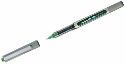 5 X Uni-Ball Auge Kugelschreiber Farbe Körper Ub-157 Verschiedene 0.7 Point
