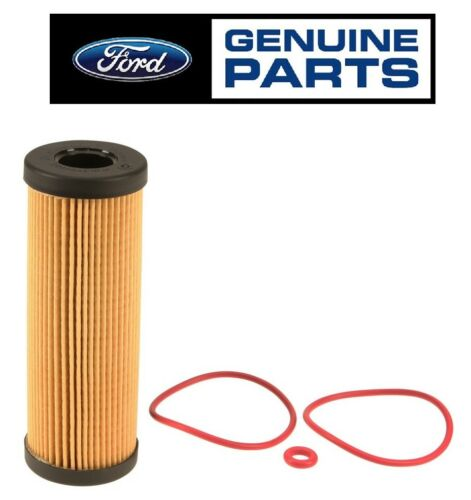 For Ford Edge F-150 Lincoln Continental Lincoln MKX Oil Filter Kit Insert OES