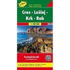 Cres - Losinj - Krk - Rab: FB.J102 by Freytag-Berndt (Sheet map, folded, 2016)