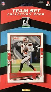 2020-Panini-Football-Cleveland-Browns-10-Card-Team-Set-with-Rookies
