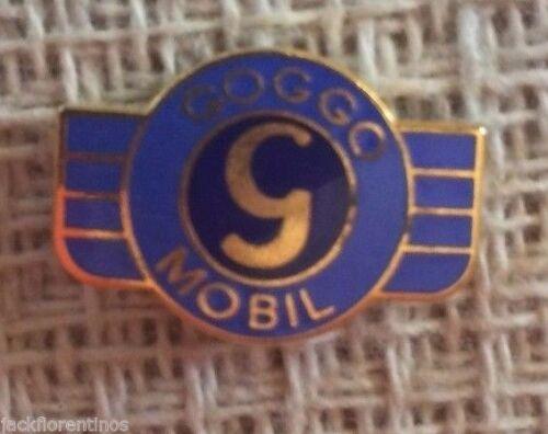 GOGGO MOBIL AUTOMOBILE rare pin classic HAT PIN\LAPEL PIN\TIE TACK