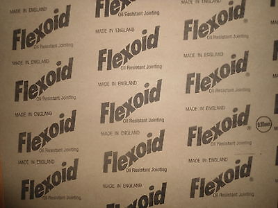 GENUINE FLEXOID PAPER 0.25MMTHK X 5 SHEETS A4 OIL AND WATER RESISTANT
