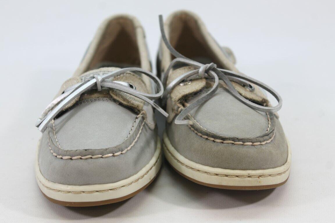 Sperry-Top Sider Angelfish Women's Grey Boat Shoe 7M(ZAP11883)